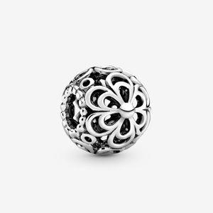 Pandora Apple Blossom Openwork Flower Charm